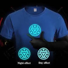 Jual T Shirt Hero Glow Biru Jawa Barat