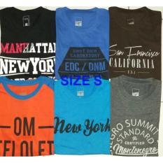 T-Shirt Kaos Nevada Cole Details - Bdca5d