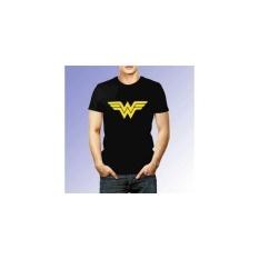 T-Shirt Kaos Wonder Women 002 Cotton Combed 20S 30S - Unisex