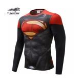 Jual Beli T Shirt L Super Hero Avengers Body Ramping Bak Super Hero Superman Polyester Jersey Cocok Untuk Olah Raga Di Jawa Barat