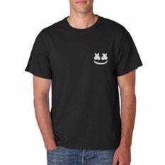 Jual T Shirt Marsmello Hitam Satu Set