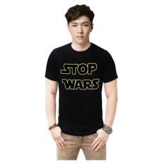 T-shirt Stop Wars