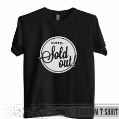 Promo T Shirt Tumblr Kaos Kata New Sold Out Murah