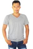 Harga T W Men T Shirt Seamless Abu Abu Asli T W