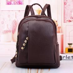 Jual Beli Tacanra Bag 21840 Ransel Brown Indonesia