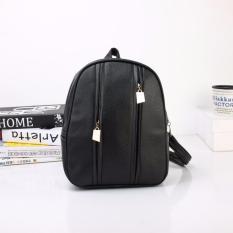 Spesifikasi Tacanra Bag Ransel 21785 Black Import