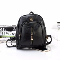 Jual Tacanra Bag Ransel 21781 Black Import Murah