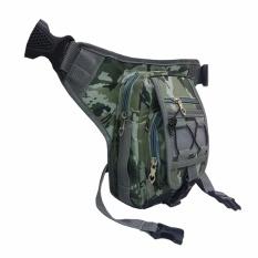 Harga Tactical Army Tas Selempang Pinggang Paha 86 Multifungsi Green Fullset Murah