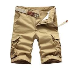 Taktis Cargo SHORT Celana Pria Denim Militer Celana Pendek untuk Pria Kargo Bermuda Jeans Cortos Hombre Pendek-Internasional