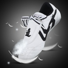 Taekwondo Sport Tinju Kung Fu Taichi Ringan Sepatu Untuk Anak Remaja (30)-Intl By Highfly.