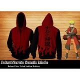 Jual Tailed Fox Jaket Naruto Sannin Mode Lengkap