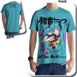 Harga Tailed Fox T Shirt Hatsune Miku Tailed Fox Ori