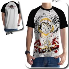 Beli Tailed Fox T Shirt One Piece Pirate King Baru