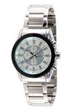 Beli Tajima Analog 3024 Gb A01 Jam Tangan Wanita Putih Stainless Steel Dengan Kartu Kredit