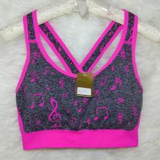 Spesifikasi Tally Bra Sport Bh Olahraga 3196 Pink Paling Bagus