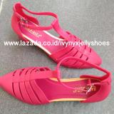 Jual Tamara Jelly Shoes Warna Merah Lengkap