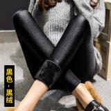 Beli Tambah Beludru Baru Musim Gugur Dan Dingin Lebih Tebal Bottoming Celana Hitam Tambah Beludru Baju Wanita Celana Wanita Online Murah
