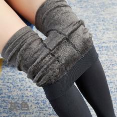 Katalog Legging Slimming Tebal High Waist Wanita Ukuran Besar Abu Abu Abu Abu Oem Terbaru