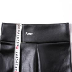 Harga Tambah Beludru Pakaian Luar Pinggang Tinggi Lebih Tebal Celana Pensil Legging Hitam Baju Wanita Celana Wanita Lengkap