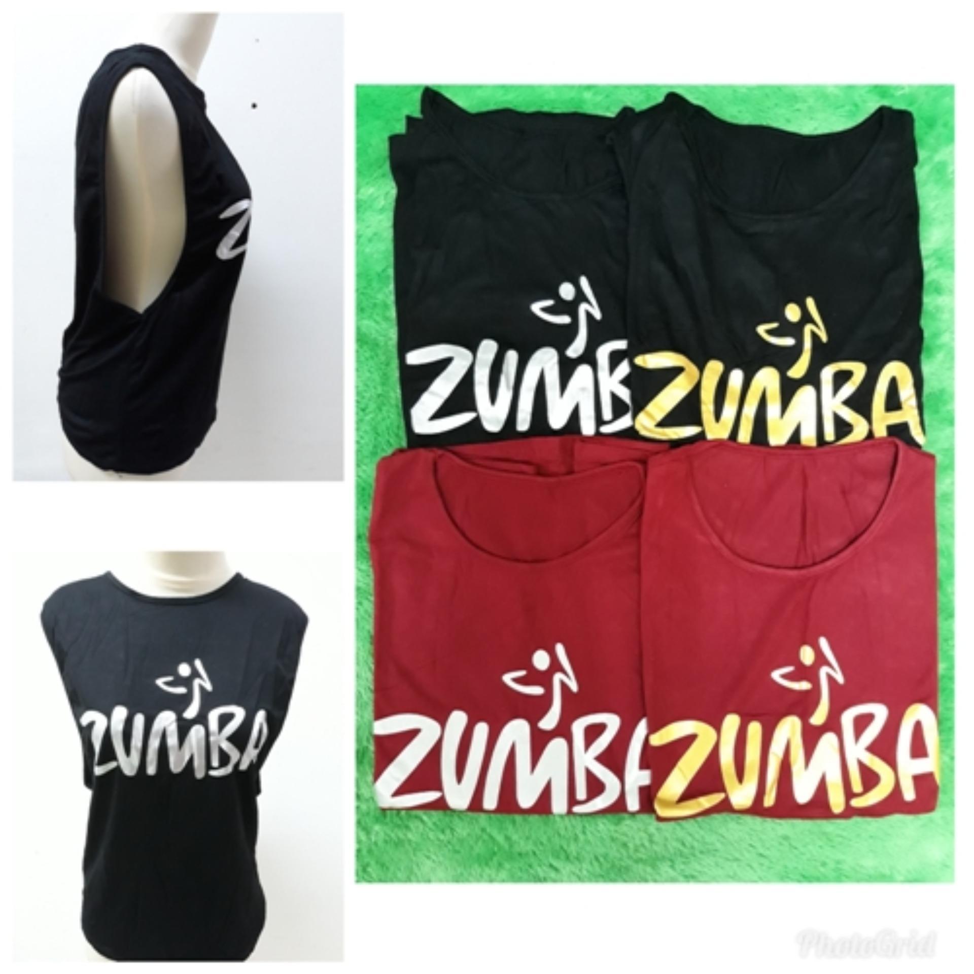 Kira Sports Tanktop Baju Atasan Senam Wanita Tanktop Baju Atasan ... be3e7fd15a