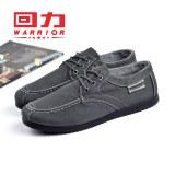 Situs Review Warrior Sepatu Kanvas Pria Papan Sepatu Kasual Pijakan Empuk Renda Abu Abu Sepatu Pria Sepatu Kulit Sepatu Kerja Sepatu Formal Pria