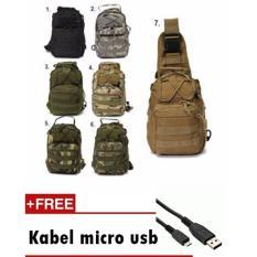 Beli Tas Army Pria Tas Taktikal Tas Impor Keren Terbaru Tas Militer Army Edition