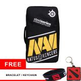 Jual Tas Barracuda Navi Black Logo Branded Murah