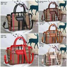 TAS BATAM BRANDED Bag Burberry Sandona D-188#