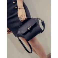 Tas Batam fashion import 1716 BLACK
