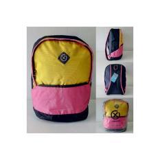 Tas Bckpack Oxigen 030228 Laptopcase + Raincoverbag