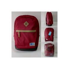 Tas Bckpack Oxigen 030337 Laptopcase + Raincoverbag
