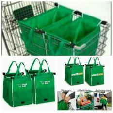 Tas Belanja Grab Bag Tas Trolley Swalayan Bagasi Mobil Shopping Bag