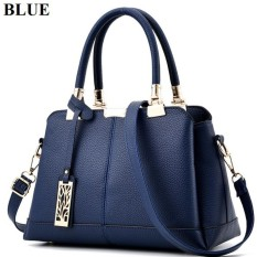 Tas Branded Wanita Kulit Import Fashion - High Quality PU Leather Korean Elegant Bag Style HB-F
