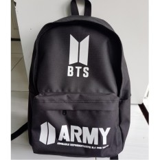 tas bts ransel bangtan boys army backpack kpop