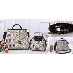Toko Tas Cantik Import Aqila Pca2575 Black Online Terpercaya