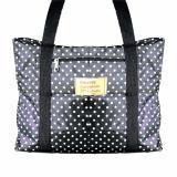Situs Review Tas Everyday Folding Travel Simple Bag Ringkas Multifungsi Black 1