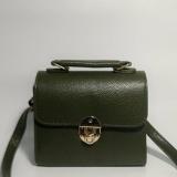 Beli Tas Fashion 2112 Import Bag Wanita Korean Style Hijau Kredit Jawa Barat