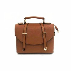 Spesifikasi Tas Fashion 2367 Import Bag Wanita Korean Style Coklat