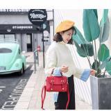 Toko Tas Fashion 2367 Import Bag Wanita Korean Style Merah Di Jawa Barat