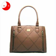 Tas Fashion 818# Import Bag Wanita Korean Style - Coklat