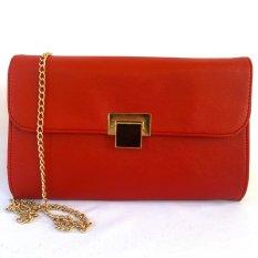 Spesifikasi Tas Fashion Bagus Beauty Sling Bag Red Murah Berkualitas