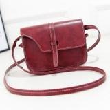 Diskon Tas Fashion Impor Cewe B954 Tampil Trendy Mini Handbag Hand Bag Wanita Merah Best Dki Jakarta