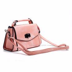 Tas Fashion Import / Tas Sling wanita / Hand Bag / Tas Pesta / Tas Santai / Travel Bag - Wanita  ( 3P 580 Fashion Bag ) - Pink