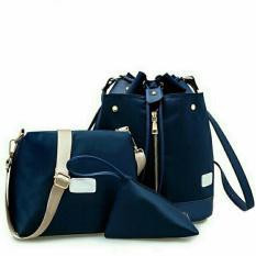 Harga Hemat Tas Fashion Paket Wanita 3 In Q
