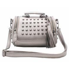 Harga Tas Fashion Wanita Hand Bag And Sling Bag Silver Gold Aitia