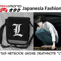 Tas Gadget dan Netbook Anime L - Deathnote