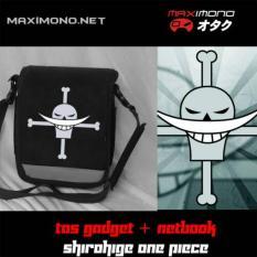 Tas Gadget dan Netbook Anime Shirohige - One Piece