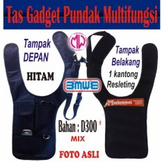 Spek Tas Gadget Fbi Shoulder Bag Multifungsi Anti Maling Tanpa Tali Perut Multi