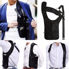 Harga Tas Gadget Fbi Style Anti Maling Soulder Bag Black New
