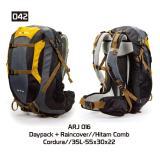 Harga Tas Gunung Hiking Adventure Trekking Carrier Daypack Arj 016 Asli
